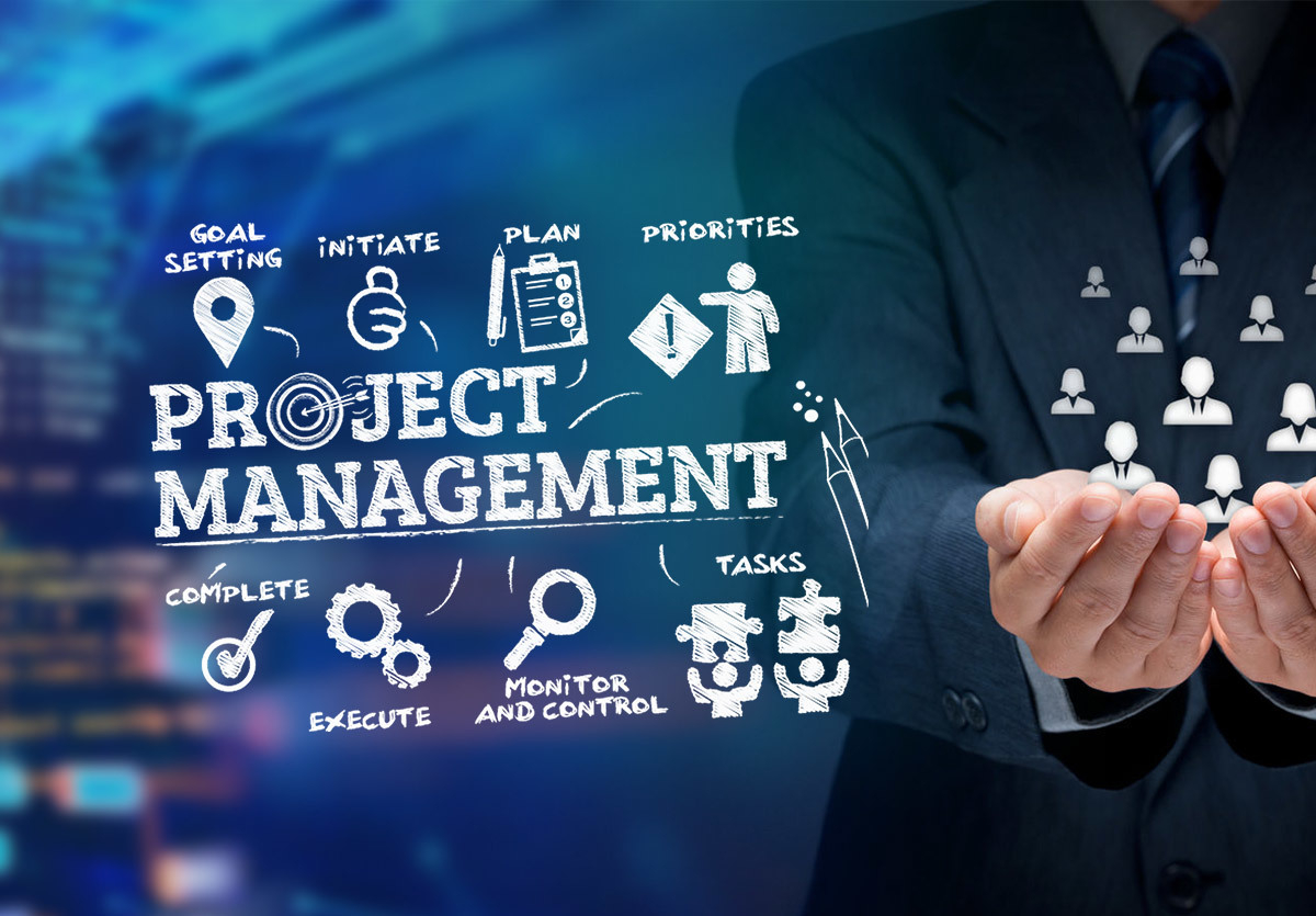 Project management, task management - Webmin