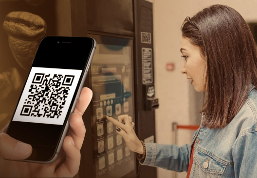 Management application of cofee consumption by scanning the QR CODE