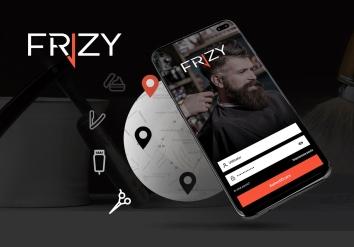Portofoliu Frizy - Aplicatie Android & iOS programari Saloane de Infrumusetare