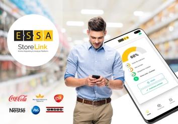 Portofoliu Storelink ESSA – Aplicatie monitorizare activitate merchandiser